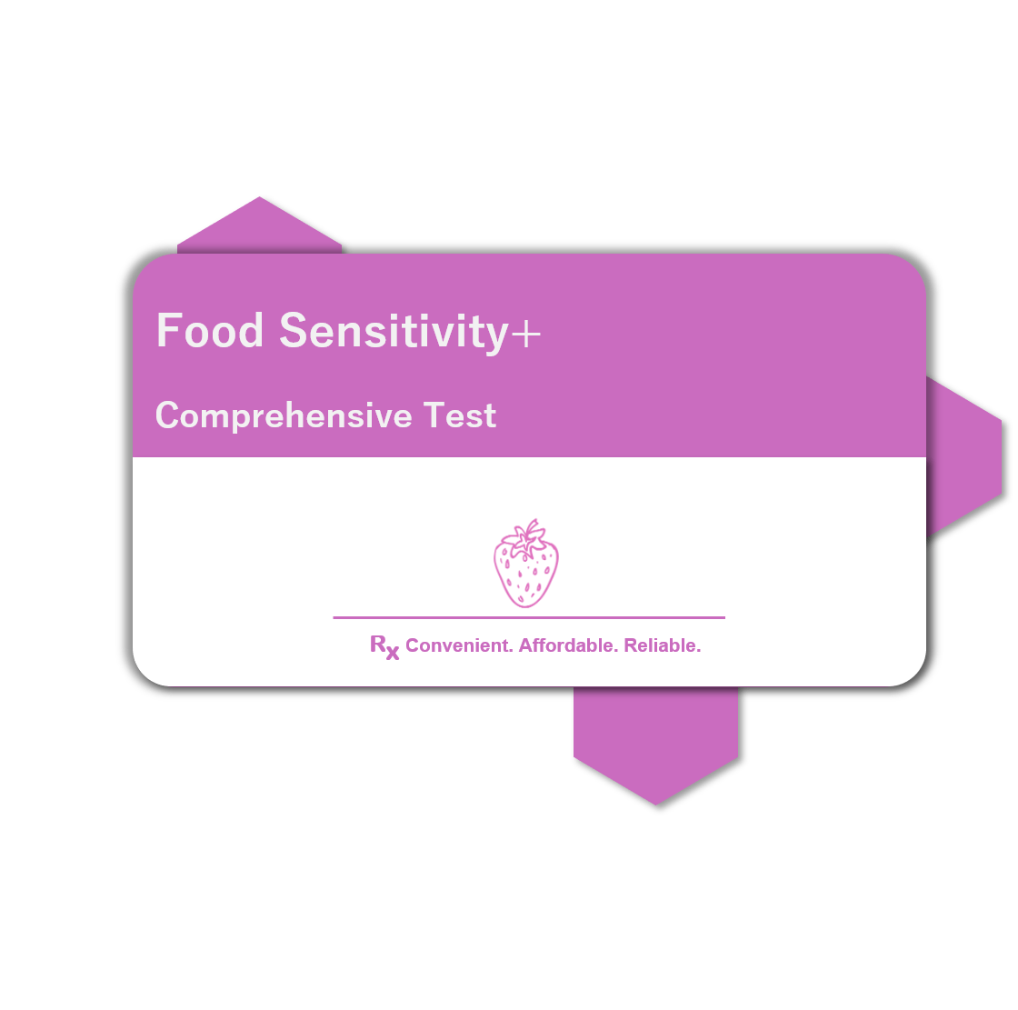Food Sensitivity+ - Comprehensive