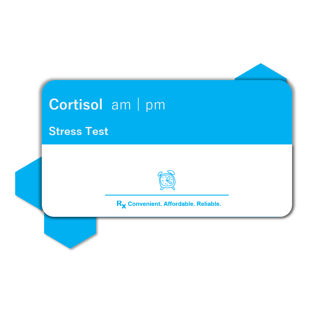 Cortisol – AM/PM Test