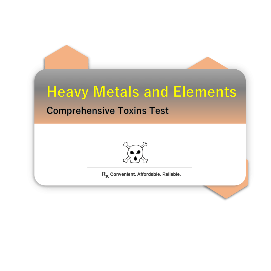 Heavy Metals and Elements Test
